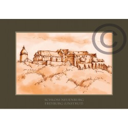 "Geschenkkarte ""Schloss Neuenburg"""