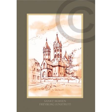 "Geschenkkarte ""Stadtkirche St. Marien"""